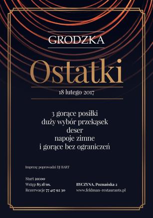 Ostatki Grodzka Byczyna 2017